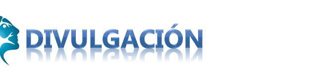 Logo de la SEPNECA y la palabra divulgación.
